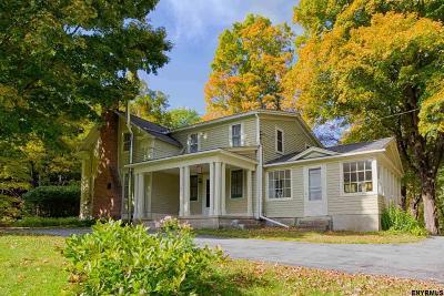 Saratoga County Single Family Home For Sale: 172 Paisley Rd