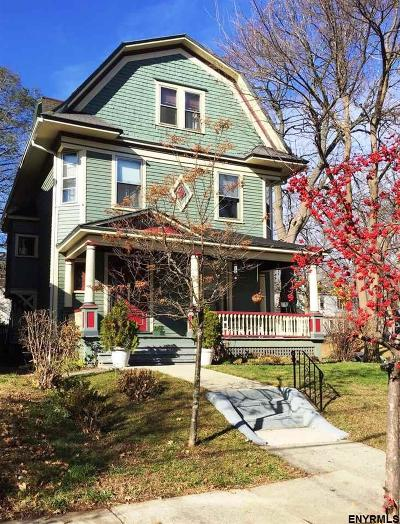 Single Family Home Sold: 78 North Allen St
