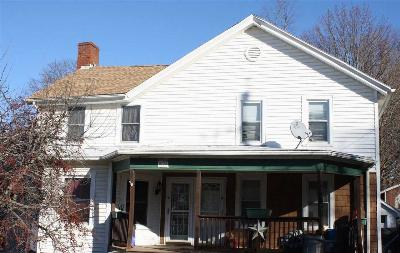 Claverack Multi Family Home For Sale: 12 Summit St