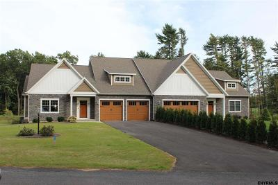 Saratoga County Single Family Home For Sale: 5 Eighteenth Pass