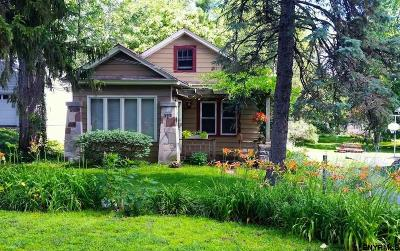 Single Family Home Sold: 549 Watervliet Shaker Rd