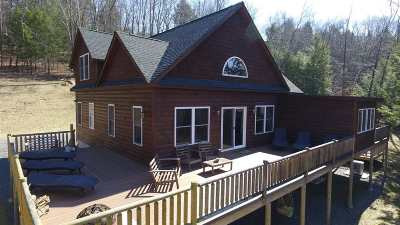 Copake Single Family Home For Sale: Snyder Pond Rd