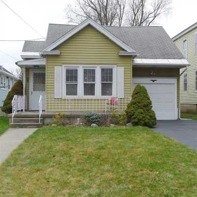 Albany NY Single Family Home Closed (Final Sale): $140,000
