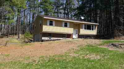 Saratoga County Single Family Home For Sale: 721 Plank Rd