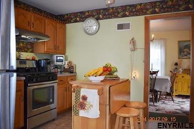 Gloversville Single Family Home For Sale: 24 Lexington Av