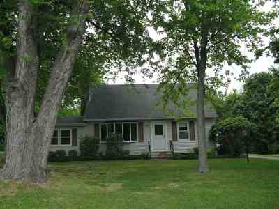 New Scotland NY Single Family Home Closed (Final Sale): $170,000