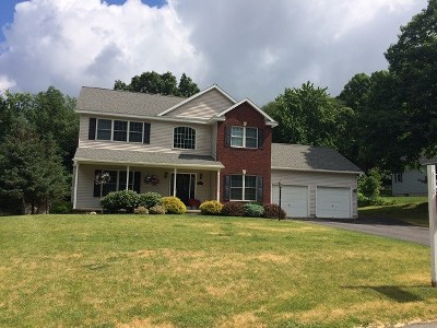 Single Family Home Sold: 117 Hickory Ct