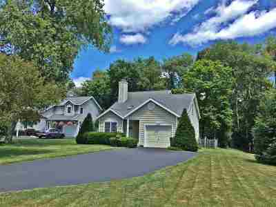 Clifton Park NY Single Family Home Closed (Final Sale): $248,000