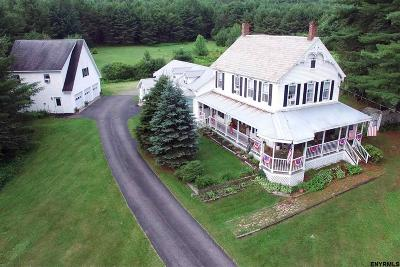 Warrensburg Single Family Home For Sale: 69 Route 28