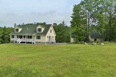 Single Family Home Sold: 388 Yates Hill Rd