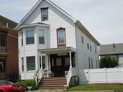 Troy Multi Family Home For Sale: 817 2nd Av