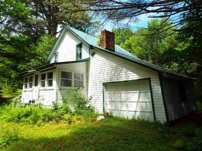 Single Family Home Sold: 2055 Benson Rd