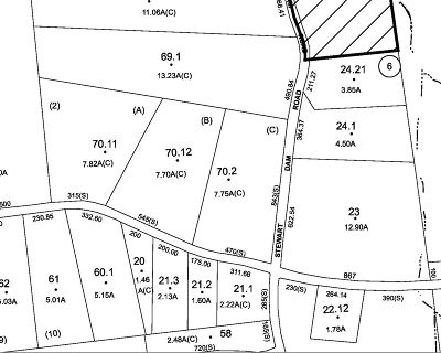 Residential Lots & Land Sold: County Rt 10