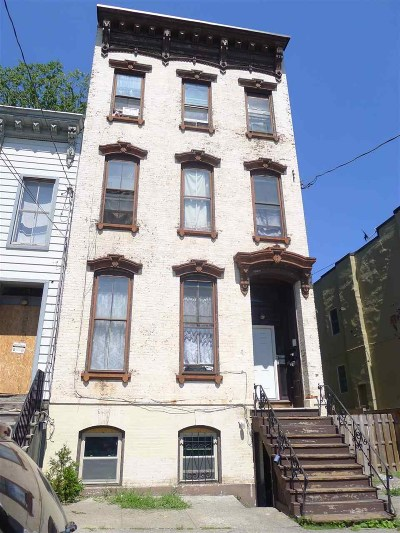 Albany NY Multi Family Home Closed (Final Sale): $80,000