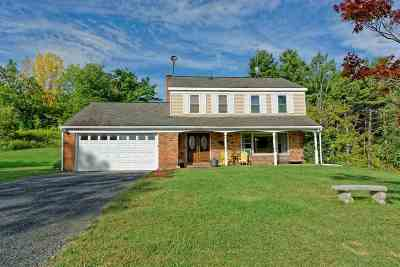 New Scotland Single Family Home For Sale: 2605 Delaware Turnpike