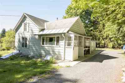 Chatham Single Family Home For Sale: 351 Ford Rd
