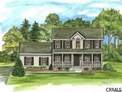 Saratoga County Single Family Home For Sale: 40 Gurba Dr