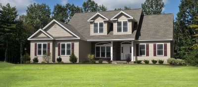Saratoga Springs Single Family Home For Sale: 10 Buff Rd
