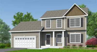 Niskayuna Single Family Home For Sale: 1a Park Ridge Dr