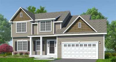 Niskayuna Single Family Home For Sale: 1b Park Ridge Dr