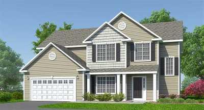Niskayuna Single Family Home For Sale: 1f Park Ridge Dr