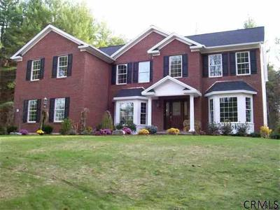 Guilderland Single Family Home For Sale: 2001 Platinum La