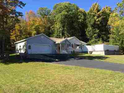 Corinth NY Single Family Home For Sale: $174,900