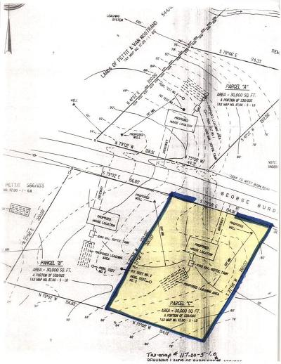 Johnstown Residential Lots & Land For Sale: Burdick Rd