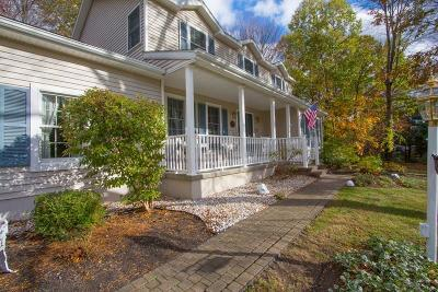 Rexford NY Single Family Home Closed (Final Sale): $343,000