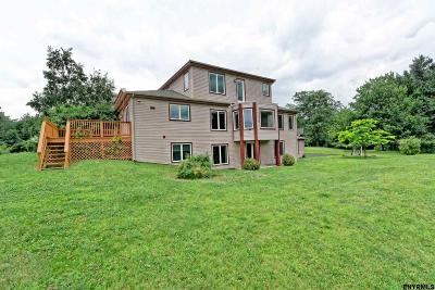 East Greenbush Single Family Home For Sale: 11 Timberland Dr