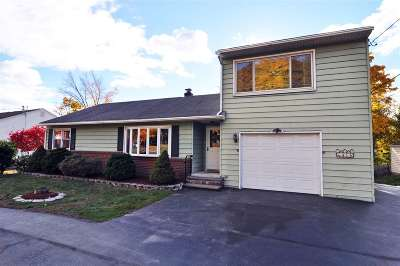Colonie NY Single Family Home Sold: $215,000