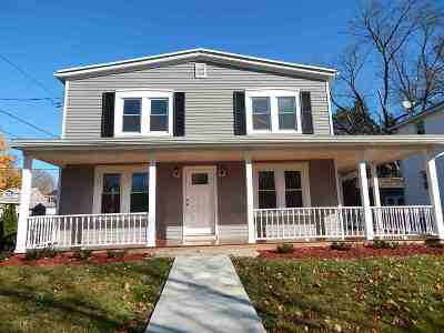 Single Family Home Sold: 799 Lancaster St