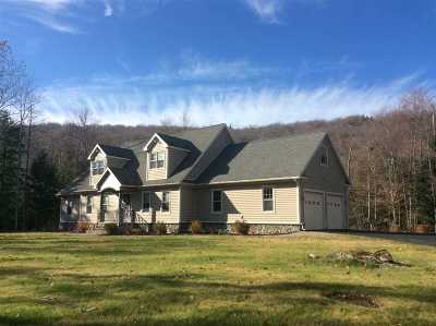 Saratoga County Single Family Home For Sale: 215 County Route 10