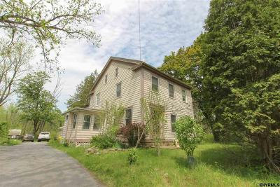 Saratoga County Single Family Home For Sale: 1049 New York State Route 50