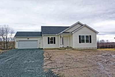 Halfmoon Single Family Home For Sale: Back Spin Dr