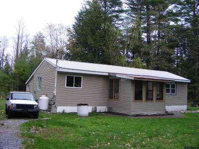 Broadalbin Single Family Home For Sale: 1282 County Highway 110