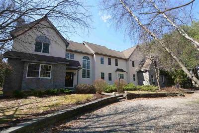Single Family Home For Sale: 204 Font Grove Rd