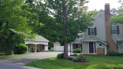 Saratoga County Single Family Home For Sale: 11 Hyspot Rd