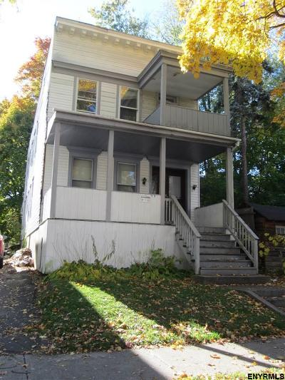 Two Family Home Closed (Final Sale): 580 Myrtle Av