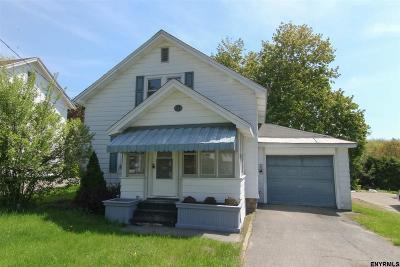 Johnstown Single Family Home For Sale: 77 Saratoga Blvd