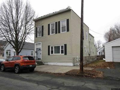 Watervliet Multi Family Home For Sale: 1235 Fifth Av
