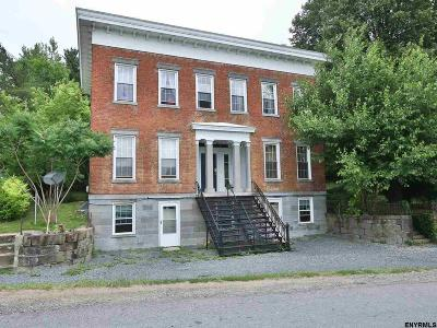 Ballston, Ballston Spa, Malta, Clifton Park Multi Family Home For Sale: 9 Terminal Rd