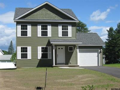 South Glens Falls NY Single Family Home For Sale: $214,900
