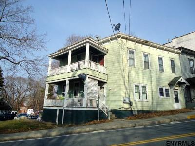 Claverack Multi Family Home For Sale: 52 Main St