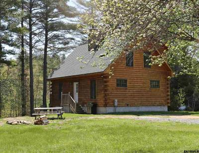 Saratoga County, Warren County Single Family Home For Sale: 21 Bianca Rd