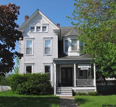 Hudson Single Family Home For Sale: 251 Allen St