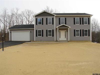 Halfmoon Single Family Home For Sale: 22 Smith Rd
