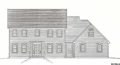 Halfmoon Single Family Home For Sale: 25 Eleanor Ct