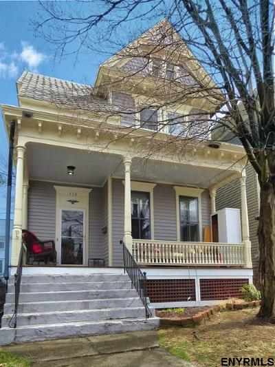 Columbia County Single Family Home For Sale: 456 Union St