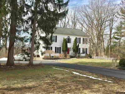 Hudson Single Family Home For Sale: 522 Rt 23b